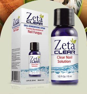Nagelschimmels Behandelen Met ZetaClear